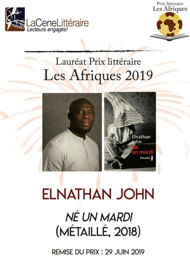 Elnathan John 2019