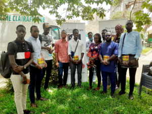 Rencontre à la librairie ClairAfrique de Dakar