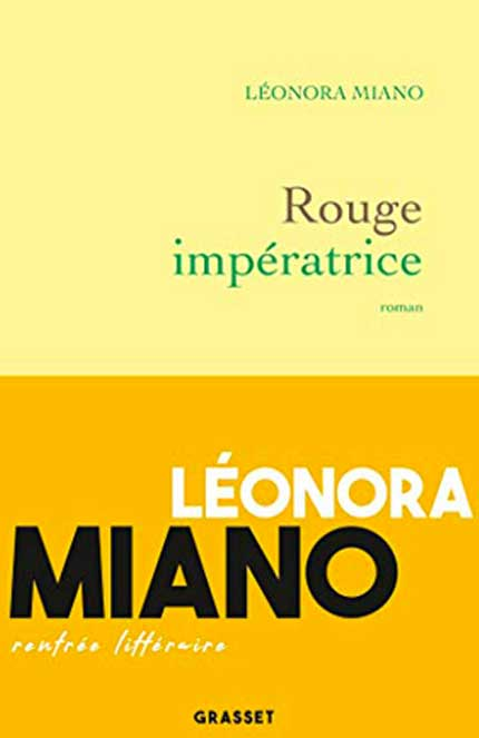 Rouge impératrice - Léonora Miano
