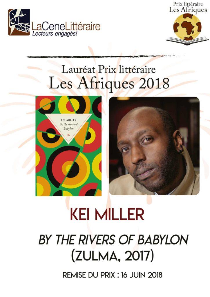 Kei Miller 2018